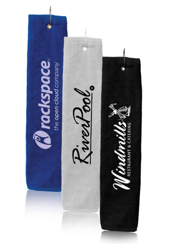 Tri-fold Golf Towel | CPS0648