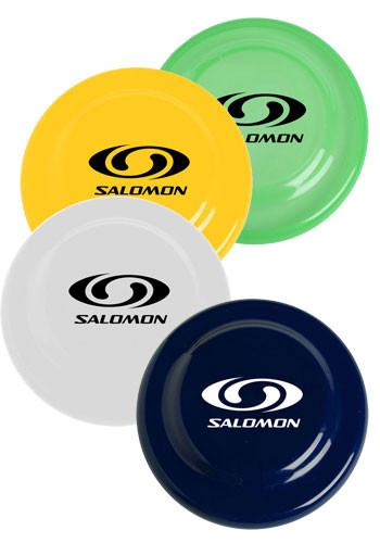 Custom 7.25 in. Plastic Flying Discs
