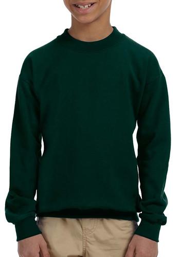 Gildan HeavyBlend Youth Crew Sweatshirts | 18000B