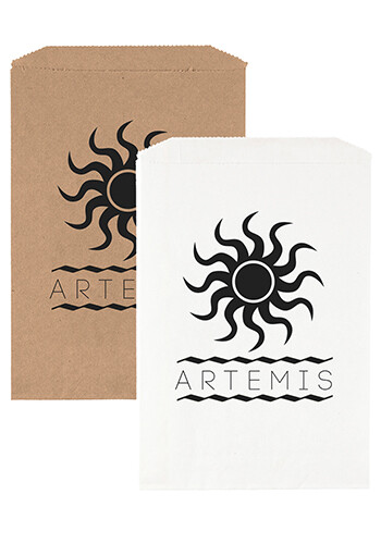 Customized 7 x 10 Inch Merchandise Paper Mailers