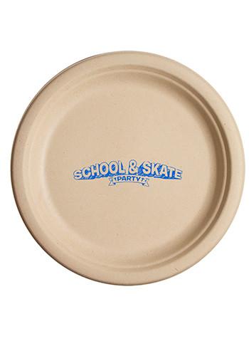 Custom 8.75 Inch Compostable Plates