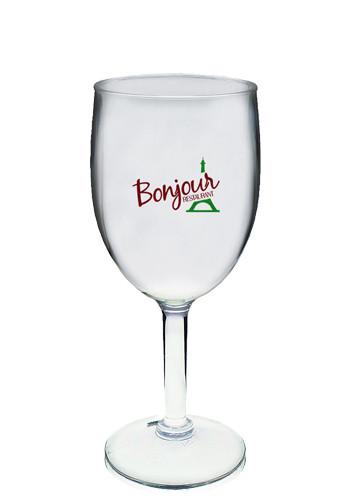 Acrylic Plastic Wine Glasses