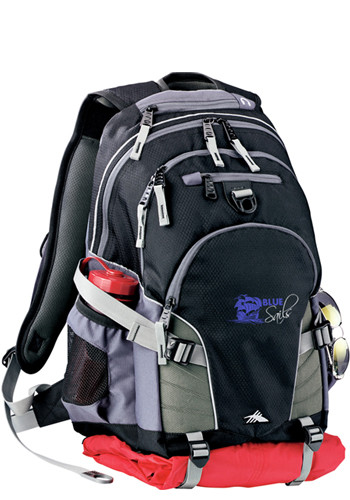 Custom High Sierra Loop Backpacks