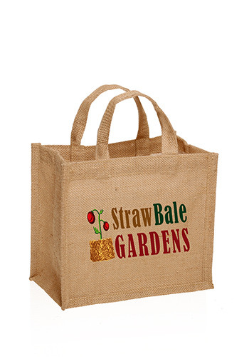 Personalized Small Jute Tote Bags