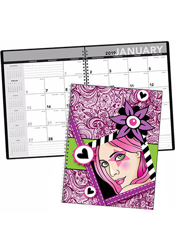Academic Year Desk Planners | X11458