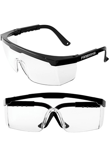 Bulk Adjustable Frame Safety Glasses