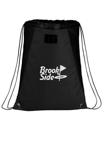 Personalized Air Mesh Drawstring Bags