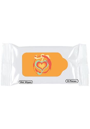 Wholesale Antibacterial Wet Wipe Packets