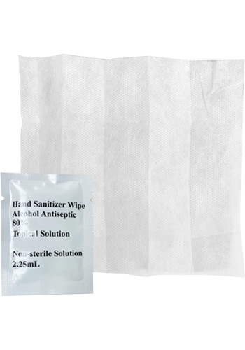 Personalized Antiseptic Hand Wipes