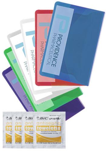 Customized Antiseptic Towelette Kit