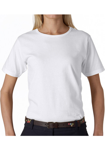 Anvil Ladies Short Sleeve Scoop Neck T-Shirts | 641
