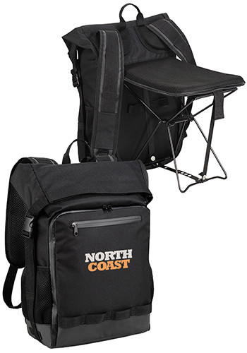 Personalized Backpack with Integrated Seat