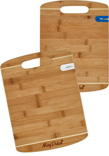 Personalized Bamboo Sharpen-It Cutting Boards