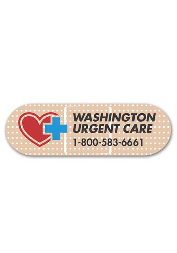 Custom Bandage Magnets