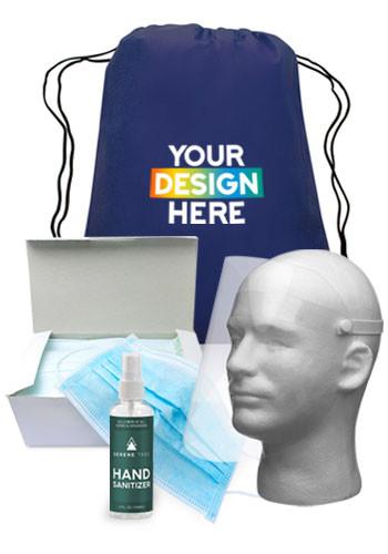 Customized Basic Wellness Kit