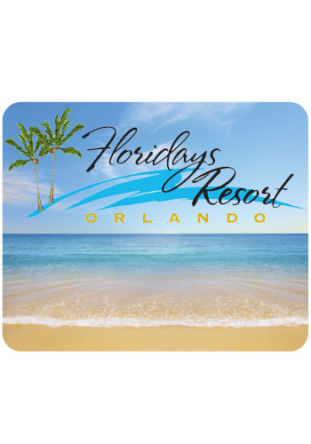 Beach Mouse Pads | MPD03