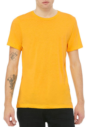 Bella Canvas Unisex Triblend Short Sleeve Tees | B3413