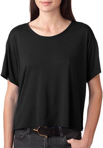 Bella Canvas Ladies' Flowy Boxy T-Shirts   B8881