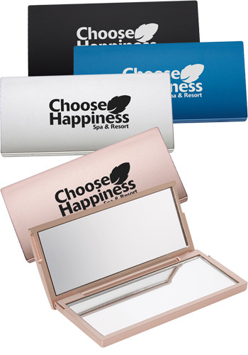 Promotional Belle Compact Mirrors