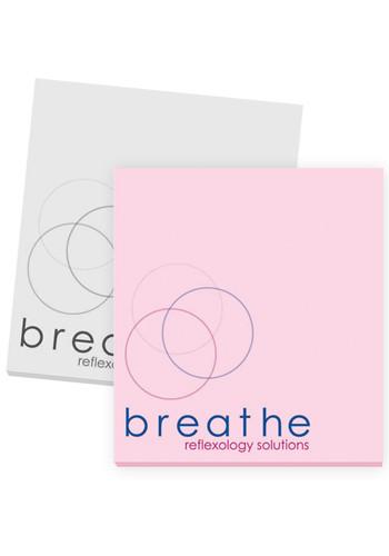 Bulk 25 Sheets BIC Adhesive Notepads