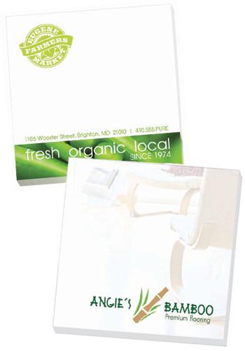 Custom BIC 50 Sheet Adhesive Notepads