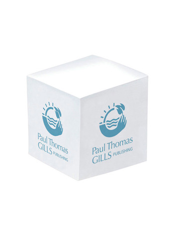 Promotional BIC Tall Non-Adhesive Cube Notepads