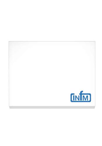 BIC Adhesive Notepads - 25 Sheet | BGVP4A3A25