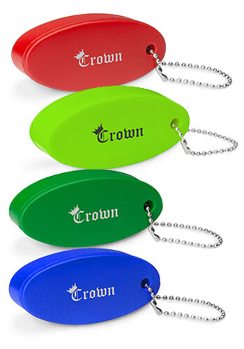 Boater Stress Relieving Keychains