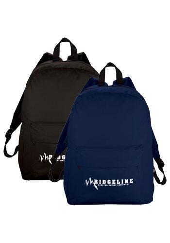 Customized Breckenridge Classic Backpacks
