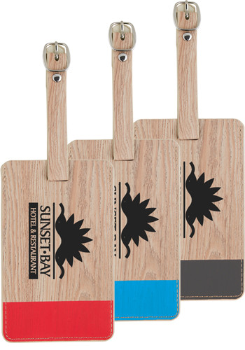 Good Value Breezy Color Luggage Tags |X30222