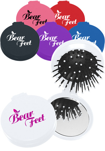 Custom Brushes And Mirrors Compact