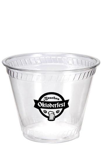 Bulk Order Clear 9 oz. Plastic Squat Cups | TSTP9OFOS