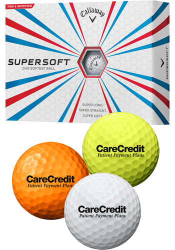 Bulk Callaway SuperSoft 2017 Golf Balls