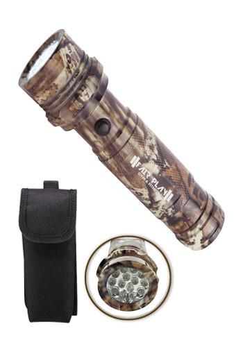 Custom Mossy Oak Camouflage LED Flashlights