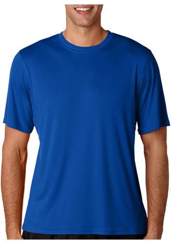 Champion Men's Double Dry Interlock T-Shirts | CW22