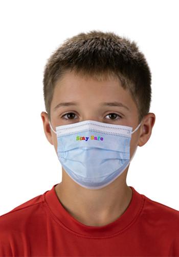 Childrens 3-PLY Face Masks| BMCV3PLYCH