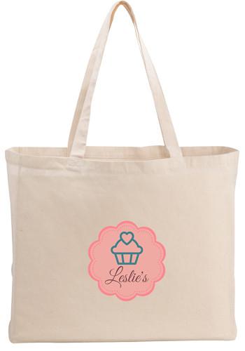 Classic Cotton Tote Bags