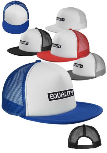 Unstructured Trucker Hats