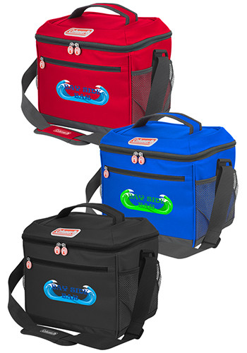 Bulk Coleman Basic 18-Can Coolers with Removable Liner