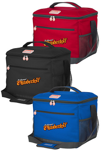 Coleman Custom 24-Can Coolers with Removable Liner   VTVCLM001