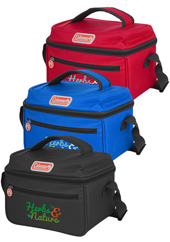Coleman BASIC Custom 6-Can Coolers | VTVCLM003