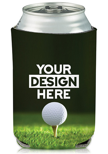 Golf Can Coolers