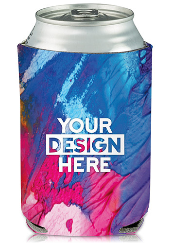 Customized Collapsible Paint Can Cooler