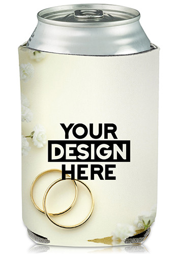 Collapsible Wedding Can Coolers