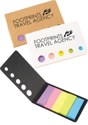 Bulk Color Sticky Flag Booklets