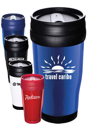 Personalized 16 oz. Columbia Insulated Tumblers