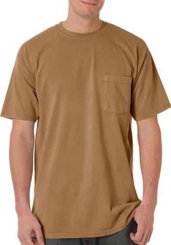 Comfort Colors 6.1 oz Adult Short Sleeve Pocket Tees | CC6030