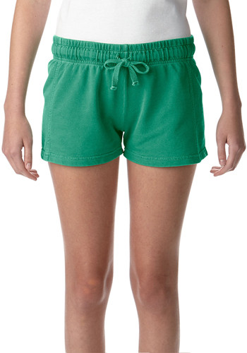 Comfort Colors Ladies French Terry Shorts   CC1537L