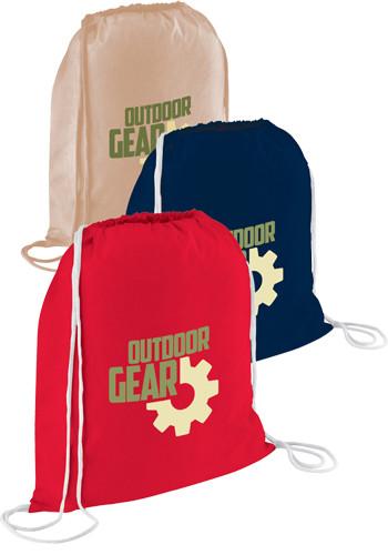 Condor Cotton Drawstring Bags | SM7459