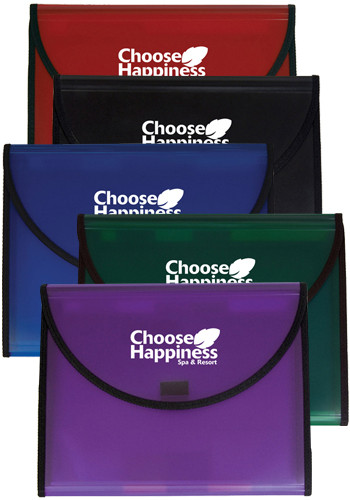 Conference Pad Holders with 5-Pocket File | EP700